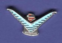 Rare Ford 1989 Team Thunderbird Auto Car Employee Lapel Hat Pin Tie Tac New MIB