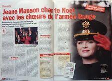 Mag 1999: JEANE MANSON