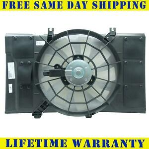 Radiator And Condenser Fan For Dodge Neon Plymouth Neon CH3115107