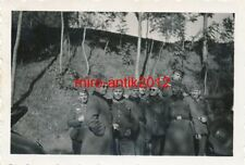 Foto, Wehrmacht, Polen, 1939,  Soldaten, Sanok, russische Grenze