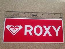 Roxy Sticker