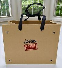 Rare+Limited Edt. Vintage Jean Paul Gaultier Fragile Fragrance Shopping Gift Bag