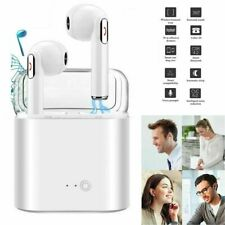 More details for bluetooth 5.0 wireless headphones earphones mini in-ear pods for iphone android