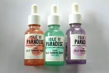 Isle Of Paradise Self Tanning DROPS Face & Body 30ml - Please Choose Shade:
