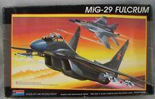 U.S.Dealer New 1/48 Scale 1988 Mig-29 Fulcrum  Interceptor/Fighter Plastic Kit