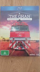 GHAN THE AUSTRALIA'S GREATEST TRAIN JOURNEY BLU-RAY