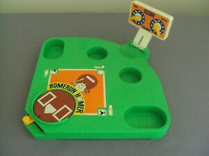 1981 TOMY HOMERUN HOMER REPLACEMENT PART ONLY PLASTIC GAME Japan