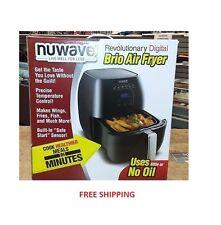 NuWave 36001 Brio Air Fryer Black