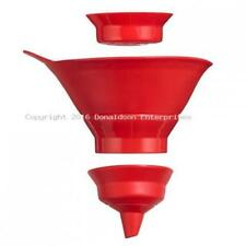 3-in-1 collapsible funnel set
