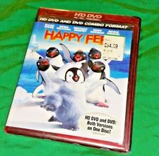 Happy Feet (HD DVD, 2007, HD DVD/DVD Hybrid)