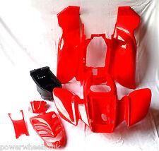 FQB02 COMPLETE FAIRING PLASTICS YAMOTO QUAD 150CC 200CC BASHAN S-3