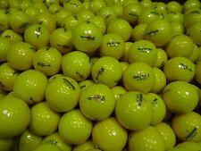 72 Bridgestone e6 Yellow Golf Balls 5/AAAAA & 4/AAAA Mix NICE BALLS!