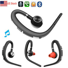 Bluetooth Headset Wireless Earpiece Music Earbud For Samsung Galaxy A3 A5 A7 A8