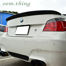 IN STOCK USA PAINTED COLOR #668 BMW E60 5 SERIES A Type TRUNK SPOILER 550i 528i