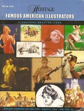 Heritage / Sale 206 Famous American Illustrators Auction Catalog 2003