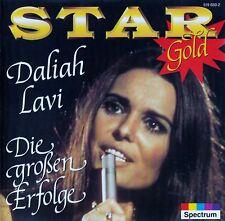 DALIAH LAVI : STAR GOLD - DIE GROSSEN ERFOLGE / CD - TOP-ZUSTAND