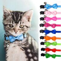 Nylon Pet Supplies Cat Accessories Bell Pendant Cat Collars Dog Collar Necklace