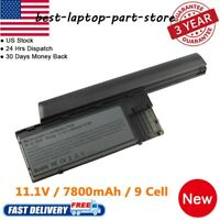 9 Cell Laptop Battery for Dell Latitude D620 D630 D631 D640 PC764 RD301 TC030