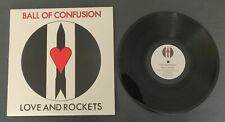 """LOVE AND ROCKETS-Ball Of Confusion 12"""" Single, Alternative, Indie,goth,kroq"""