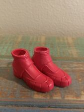 Custom 1/6 Deadpool Type Boots! U.S. Seller!