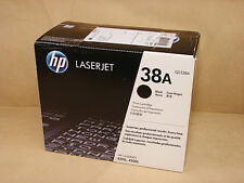 HP 38A Q1338A BLACK Toner Cartridge Genuine Factory Sealed for HP 4200 OEM