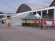 Verkaufsstand Marktstand Catering Imbiss Messestand...23,4m²