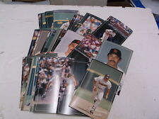 Baseball Memorabila-San Diego Padrres 36 post card set-----A27