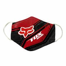 Fox Racing Logo Face Mask 3D