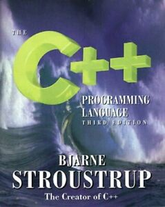 The C++ Programming Language: Third Edition by Stroustrup, Bjarne Paperback The