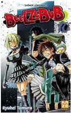 manga Beelzebub Tome 10 Shonen Jump Ryûhei Tamura Kazé Nouveauté Cadeau Noël VF