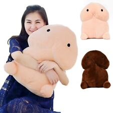 Penis Ding Ding Soft Pillow Stuffed Plush Doll Toy Bolster Creative Funny Pillow