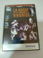 La Noche de los Muertos Vivientes George Romero - DVD Español Ingles Nueva