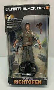 McFarlane Toys Call Of Duty Black Ops Dr Edward Richtofen Figure In Game Content
