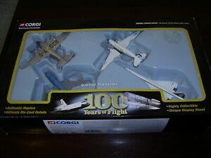 CORGI SHOWCASE COLLECTION 100 YEARS OF FLIGHT CSCA13004  4 PIECE SET