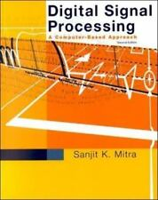 Digital Signal Processing A Computer - Based Apporach, Sanjit K.(HARD COVER)