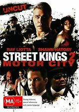 Street Kings 2 - Motor City (DVD, 2011)