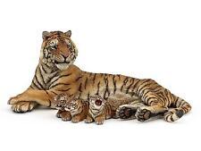 NEW PAPO 50156 Lying Tigress Nursing Tiger Cubs