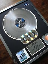 PINK FLOYD WISH YOU WERE HERE LP MULTI PLATINUM DISC RECORD AWARD ALBUM