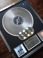 PINK FLOYD WISH YOU WERE HERE LP MULTI PLATINUM DISC RECORD AWARD ALBUM