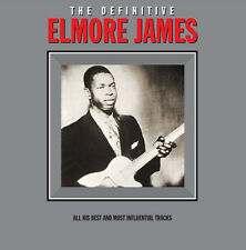 Elmore James DEFINITIVE 180g BEST OF 16 ESSENTIAL SONGS New Sealed Vinyl LP