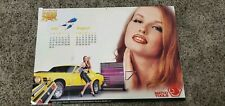 "Matco Calender 2008 /""GET YOUR KICKS ON ROUTE 66/"" Girls and Cars"