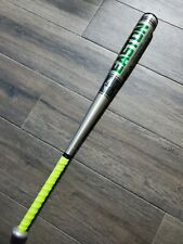 "Easton Big Barrel Pro Aluminum Baseball Bat 2 5/8"" Dia. 33"" 29 oz Vintage 1980s"