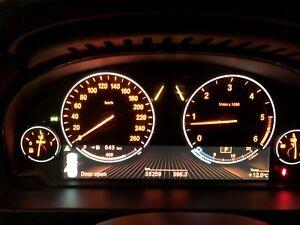 BMW X5 F15 6WA Instrument Cluster
