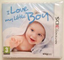 I Love My Little Boy Nintendo 3 DS STYLE DE VIE-jeu neuf et scellé UK