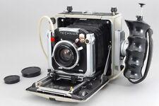 【Rare! White Model】 Linhof Super Technika V 69 6x9 w/Symmer-S 150mm f/5.6 #2360