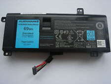 Batterie D'ORIGINE Dell AlienWare 14 A14 M14X R3 R4 14D-1528 GEUINE ORIGINAL NEW
