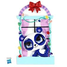 Hasbro Licensed LPS Penny Ling In Window X-mas Tree Ornament PERSONALIZED Noel