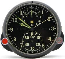 Virtually NEW! AChS-1 Russian Military Air Force Aircraft Cockpit Clock MIG/SU 2