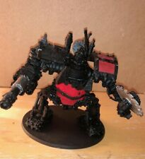 Forgeworld Ork Megadread Meka Dreadnought with Killkannon + Saw arms