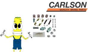 Complete Rear Parking Brake Hardware Kit for Infiniti Q40 2015
